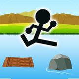週アスGWアプリコンテスト用応募記事 【ジャンプで川下り】